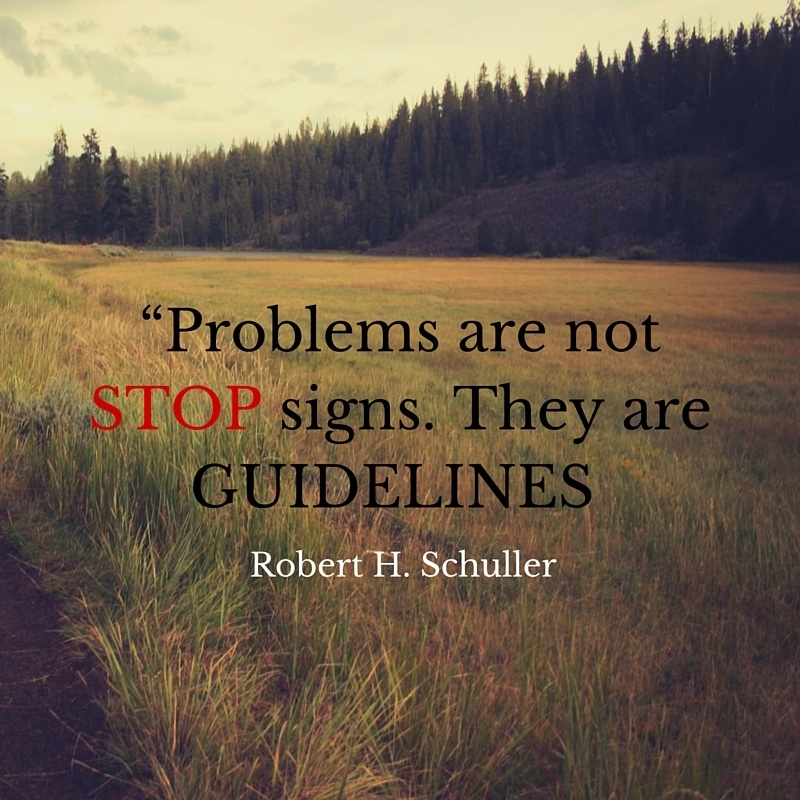 Addiction Problems Quote_Robert H Schuller