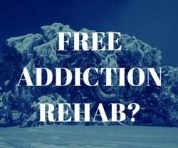 Free Addiction Rehab