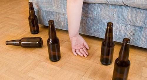 Alcohol Withdrawal Symptoms Hangover