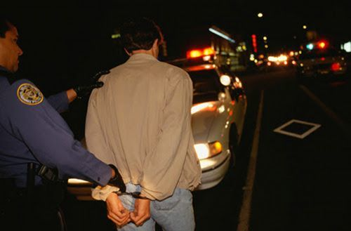 Cost of Drinking and Driving: Arrested