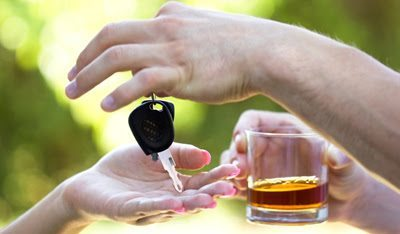 Dangers of Drinking and Driving: Hand over your keys
