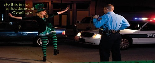 Drinking and Driving Dangers: Getting Arrested.